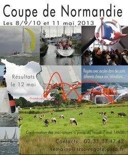coupe de Normandie 2013