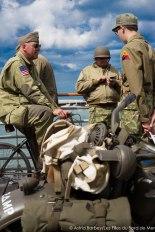 70ème anniversaire du débarquement Copyright Astrid Barbey pour Les Filles du Bord de Mer Ces photos ne sont pas libres de droit et ne peuvent être reproduites ou réutilisées sous peine de poursuite.