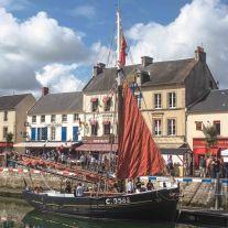 La Grandcopaise à Port en Bessin