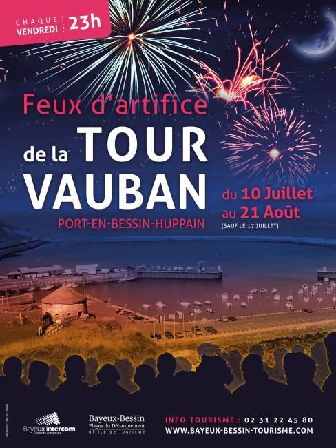 Exé 30 x 40 Tour Vauban 2015