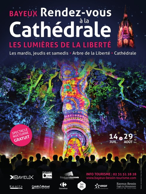 Exe 30x40 RDV cathedrale 2015
